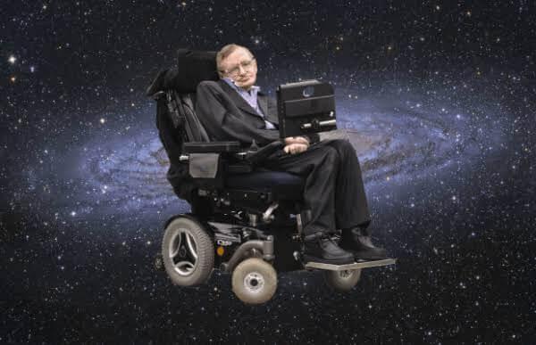 Stephen Hawking: tähtien mies