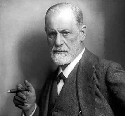 5 faktaa Sigmund Freudista