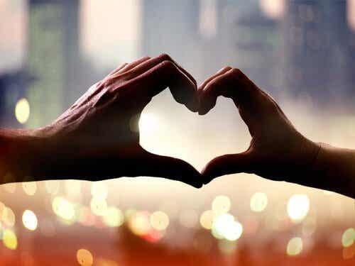 Mikään ei muuta ihmisiä niin paljon kuin rakkaus