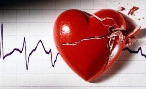 parisuhteen päättyminen sydän rikki