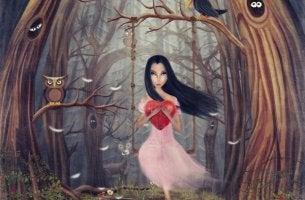 tyttö ja filofobia