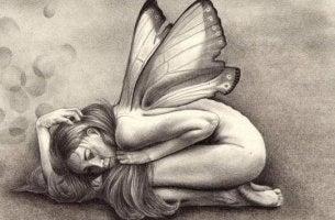 perhosnainen henkinen saalistaja