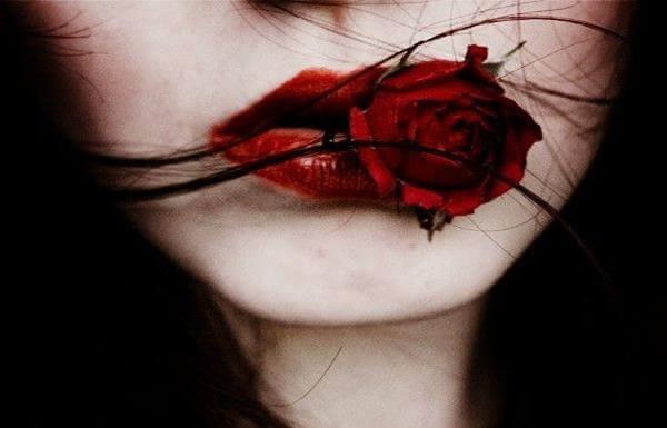 ruusu suussa vastausten löytäminen