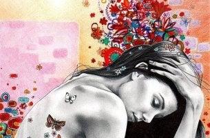 naisen innostus