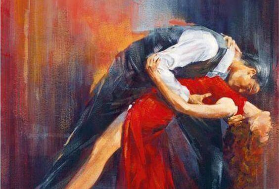 ihmiset tanssivat