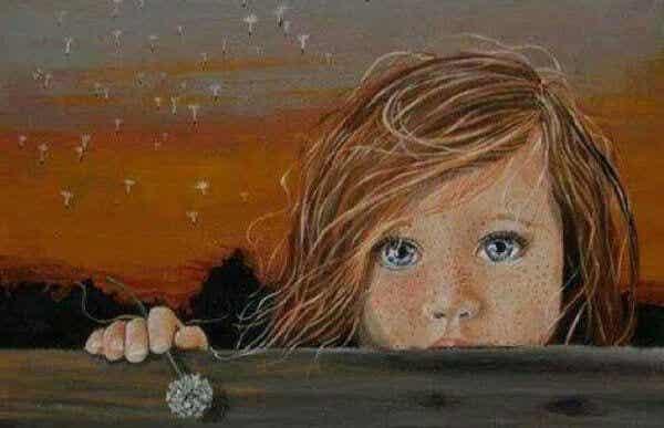 Lapsuusajan masennus: lapsen kyyneleet ovat luoteja suoraan sydämeen
