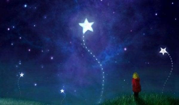 tähdet ja tuki