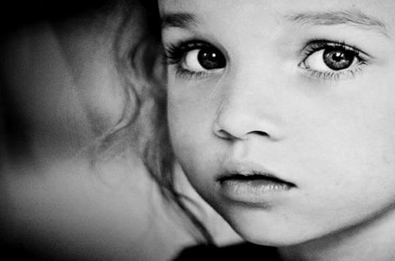 pieni tyttö