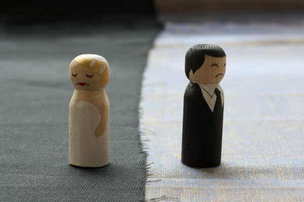 Rakkaudesta vihaan: onko niiden välillä todellakin vain yksi askel?