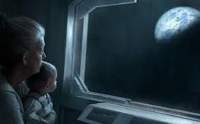 vauva ja isoäiti