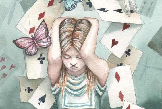 Rakensin elämäni korttitalon varaan