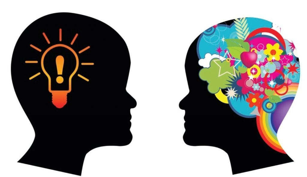 erilaiset aivot