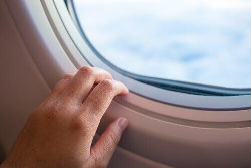 Kuinka päästä yli lentopelosta