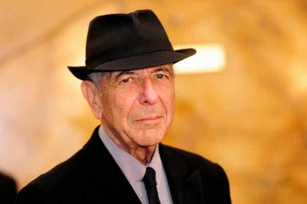 Leonard Cohen: runoutta musiikissa
