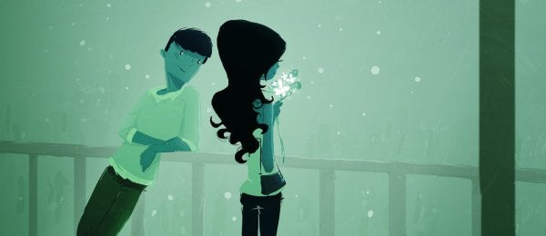 Antaminen on merkityksellistä vain, jos laitat rakkautesi siihen