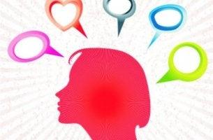 kommunikointi ja puhekuplat