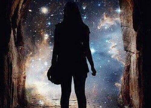 tyttö ja tähdet