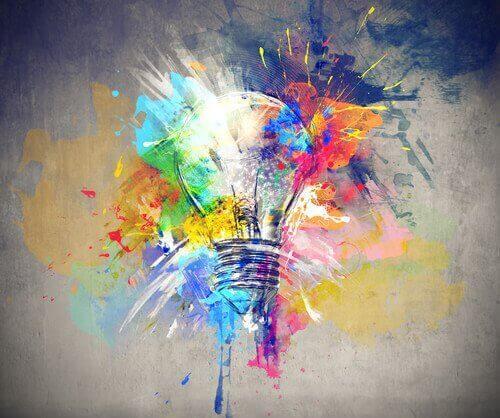 tunteiden yhteys luovuuteen