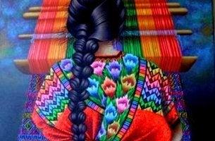 värikkäät langat