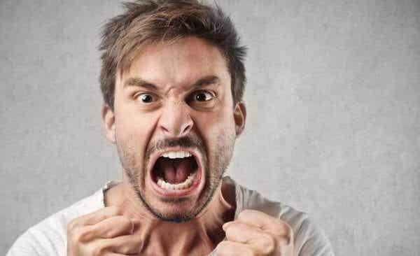 Meistä tulee vihaisia, kun menetämme itsekontrollin
