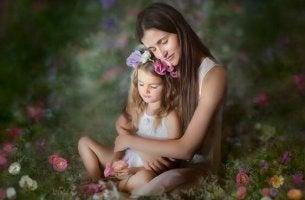 tunneälyä äidin ja lapsen välillä