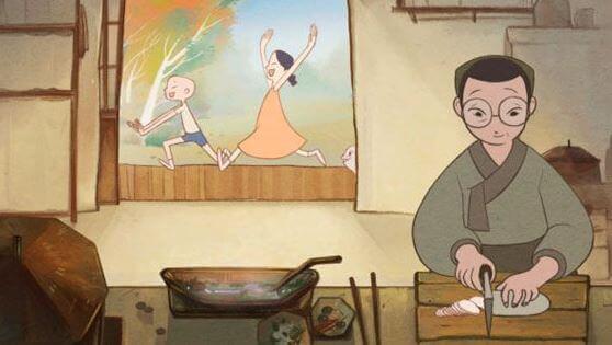 """""""Äiti"""": kaunis perheen yhteistyötä ajava lyhytelokuva"""