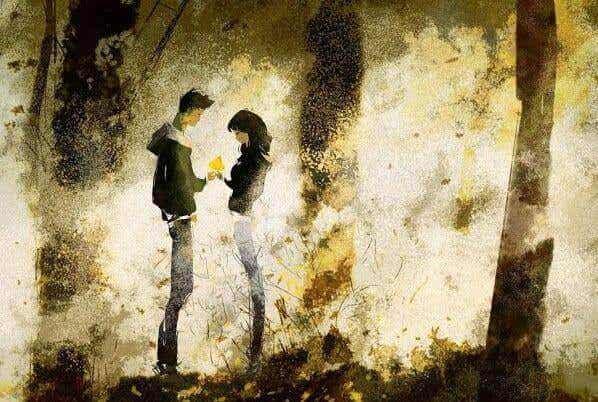 """""""Jos rakastat, kärsit. Jos et rakasta, sairastut."""""""
