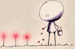 kasvattaa sydämiä