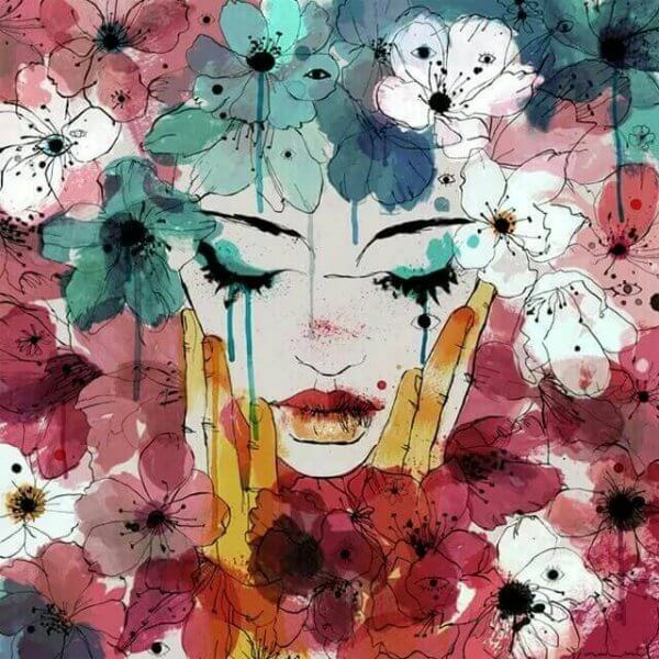 Kyyneleet ovat vain haavojemme haihtumista