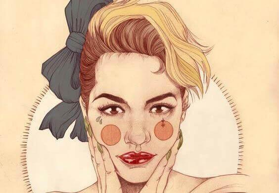 Olen uhmakas, mahdoton nainen, monille sietämätön