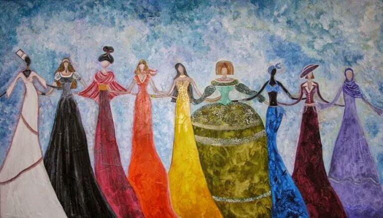 tanssivat naiset