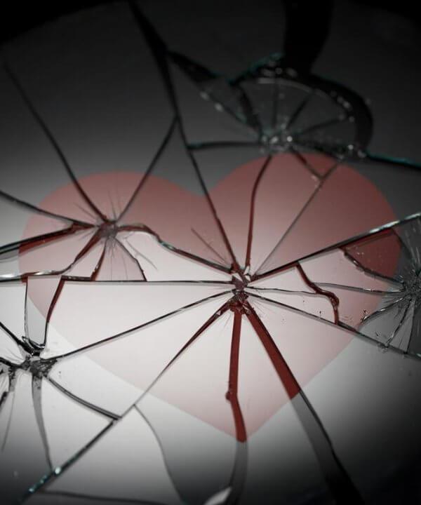 Itseluottamuksen palauttaminen uskottomuuden jälkeen