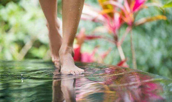 Opi kuinka meditoida kävellessä