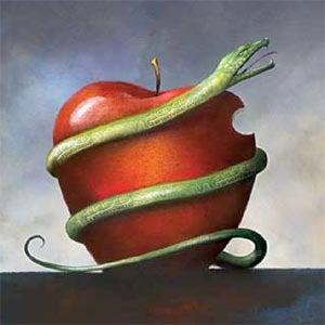 omena ja liaani