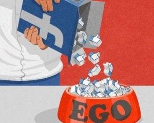 egoisteille syötetään tykkäyksiä