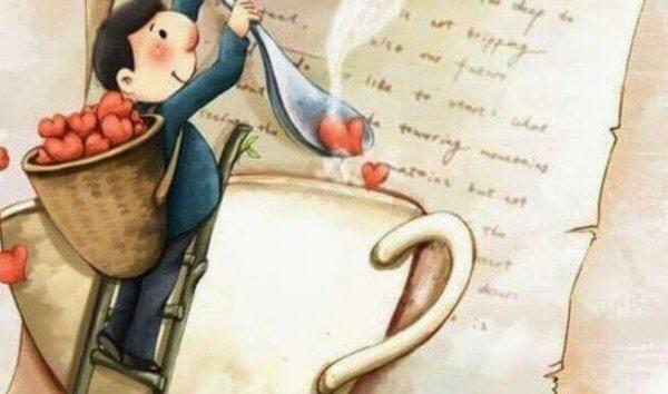 Ne jotka rakastavat sinua, keittävät sinulle kahvia