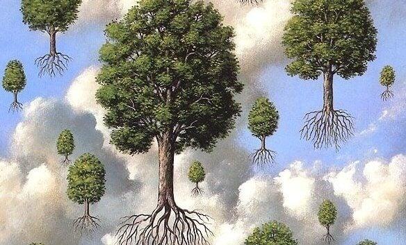 lentävät puut
