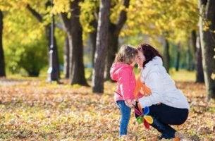 lapseen katsominen auttaa saada lapsi kuuntelemaan