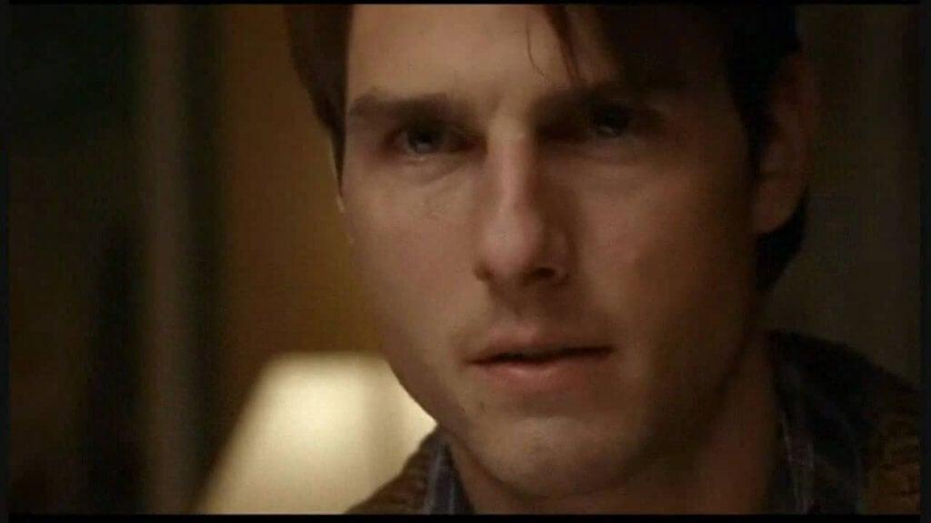 Jerry McGuire eli Tom Cruise