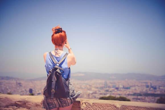 Matkustaminen tekee sinusta paremman ja luovemman henkilön