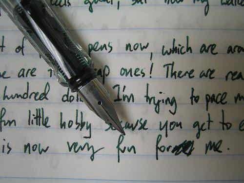 Grafologia: mitä käsialasi kertoo?