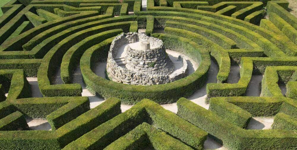 Kaipauksen labyrintti