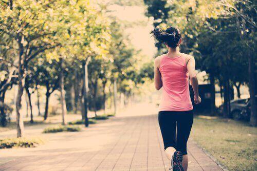 Liikunta hyvinvoinnin lisääjänä