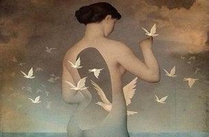 anteeksianto vapauttaa linnut