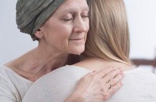 henkisen terveyden vaikutus syövän hoidossa