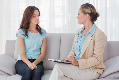 psykologi ja asiakas