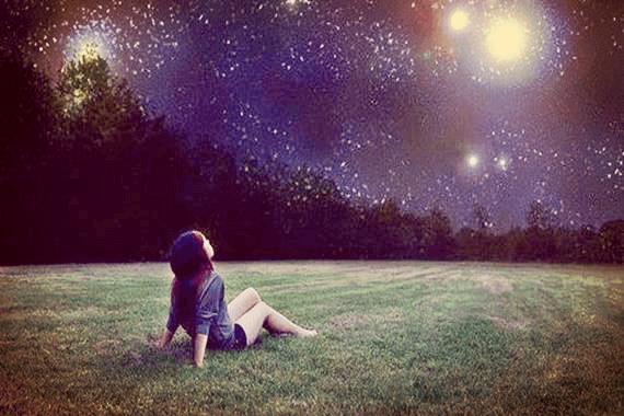 kysymyksien kysyminen tähtitaivaan alla