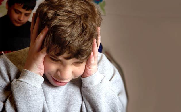 Poika ja autismi