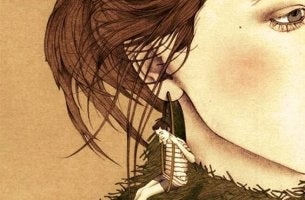 Korvaankuiskuttaja on naisen sisäinen kriitikko