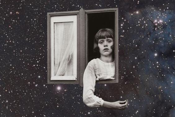 ikkuna avaruudessa